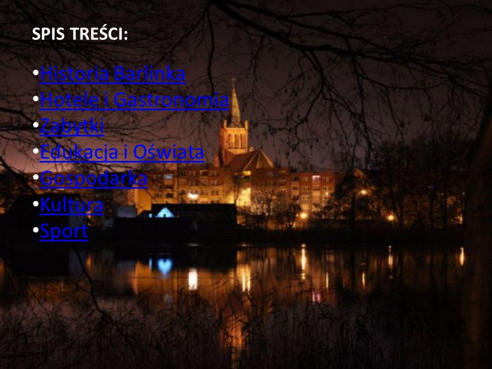 Barlinek - (do 1945 niem.Berlinchen) – miasto w zachodniej Polsce, w woj.