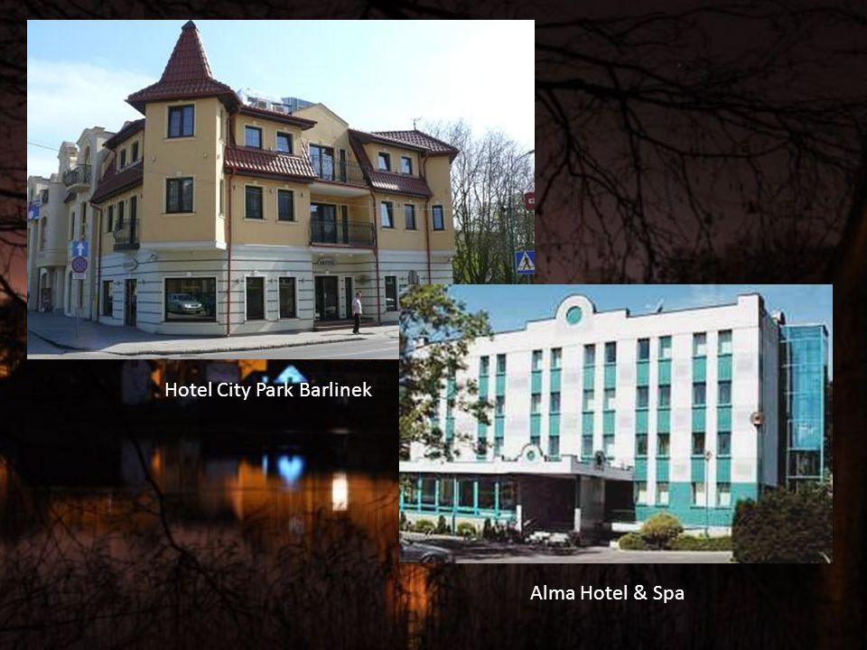 Hotel City Park Barlinek Alma Hotel & Spa