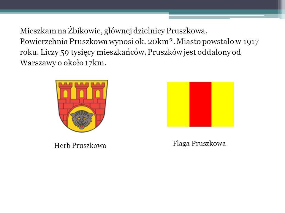 Żbików Żbików jest uważany za stolicę Pruszkowa.