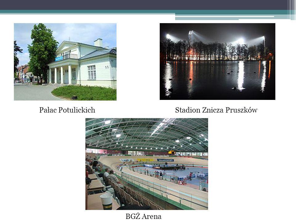 Na zakończenie Uważam, że Pruszków to ładne miasto.