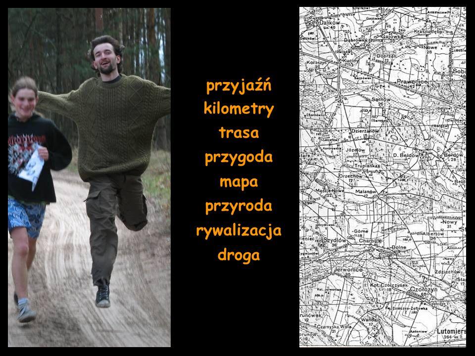 droga przygoda kilometry przyjaźń trasa rywalizacja mapa przyroda