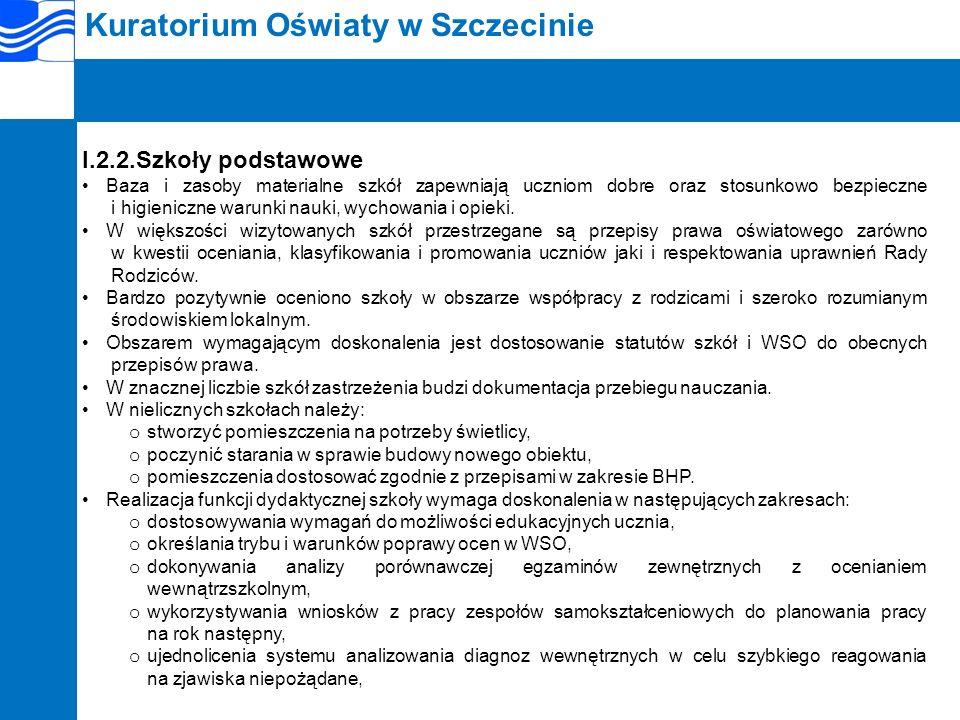 Kuratorium Oświaty w Szczecinie I.3.5.