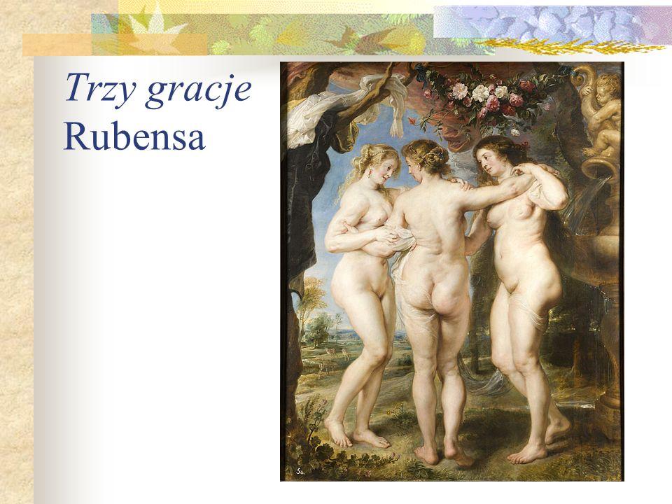 Trzy gracje Rubensa