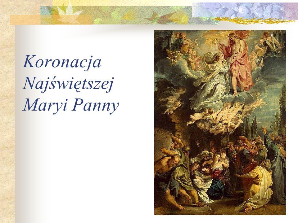 Koronacja Najświętszej Maryi Panny