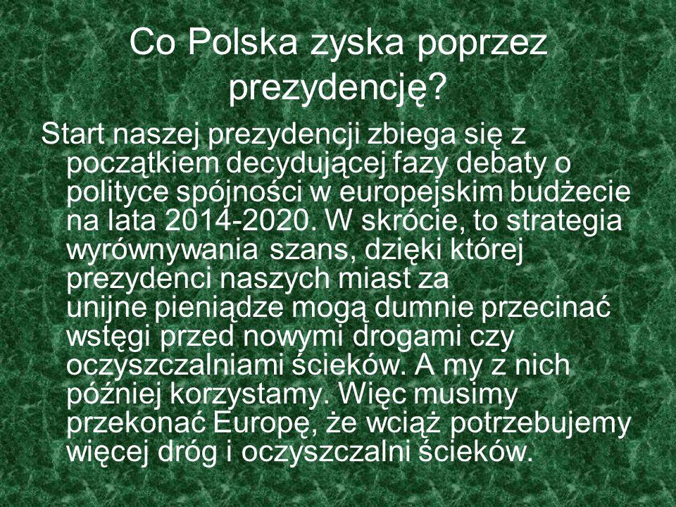 Ile będzie kosztowała Polskę prezydencja.