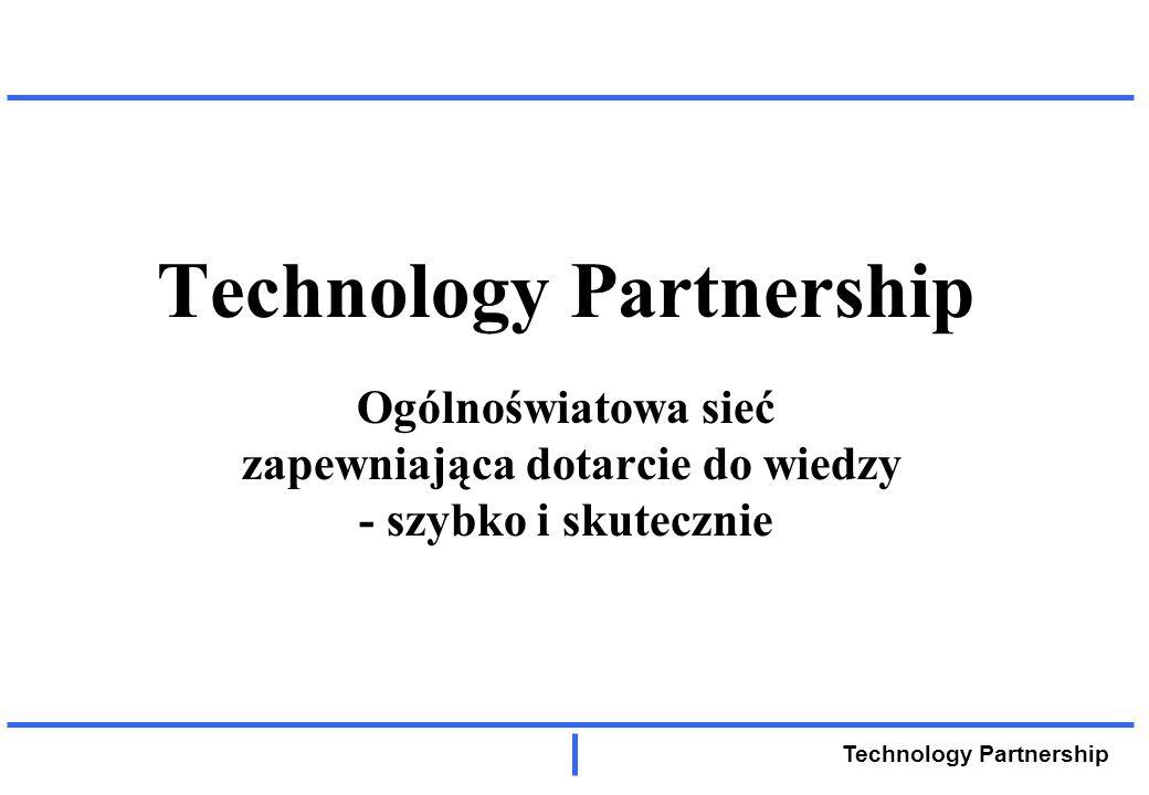 Technology Partnership Wizja...