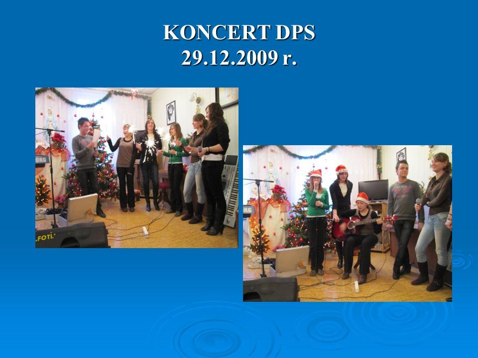 KONCERT DPS 29.12.2009 r.