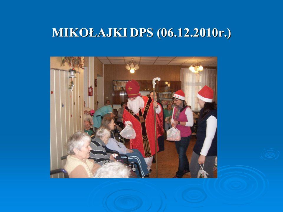 MIKOŁAJKI DPS (06.12.2010r.)