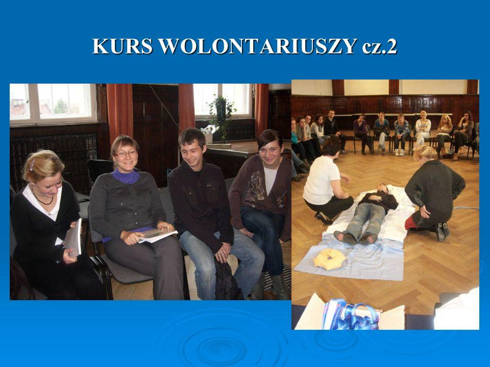 KURS WOLONTARIUSZY cz.2