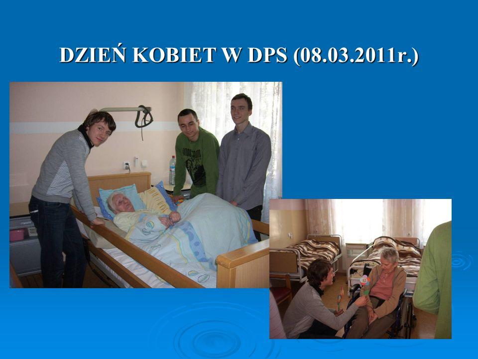 DZIEŃ KOBIET W DPS (08.03.2011r.)