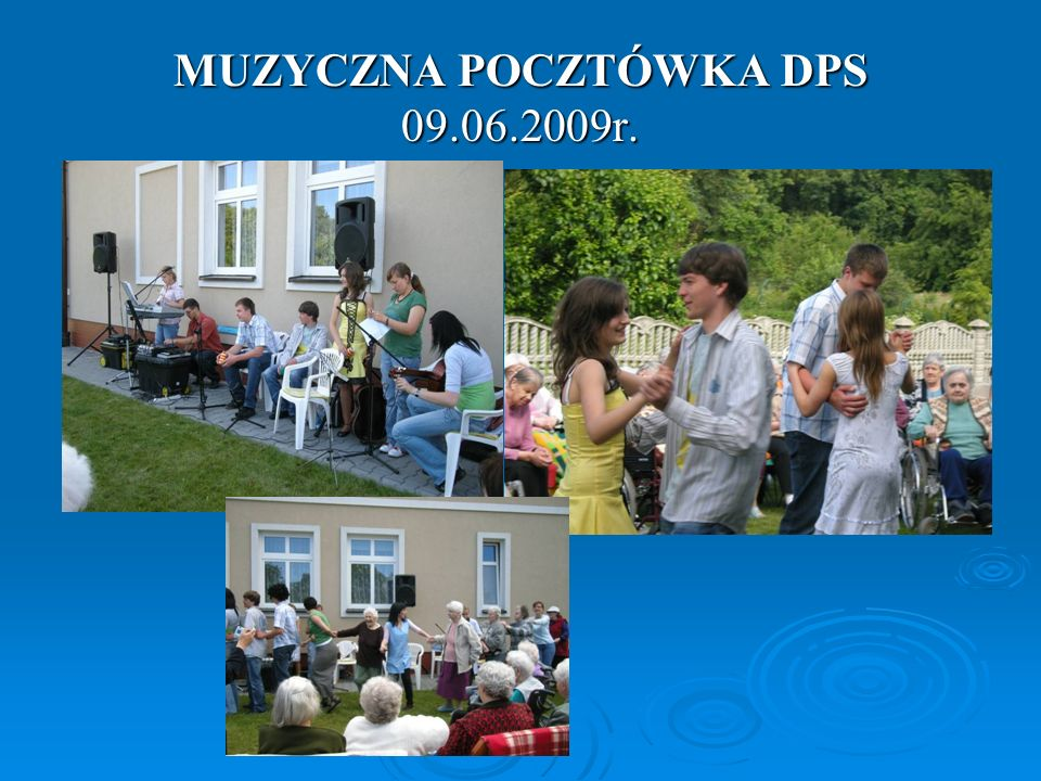 WYJAZD NA KASZUBYZ DPS lipiec 2009