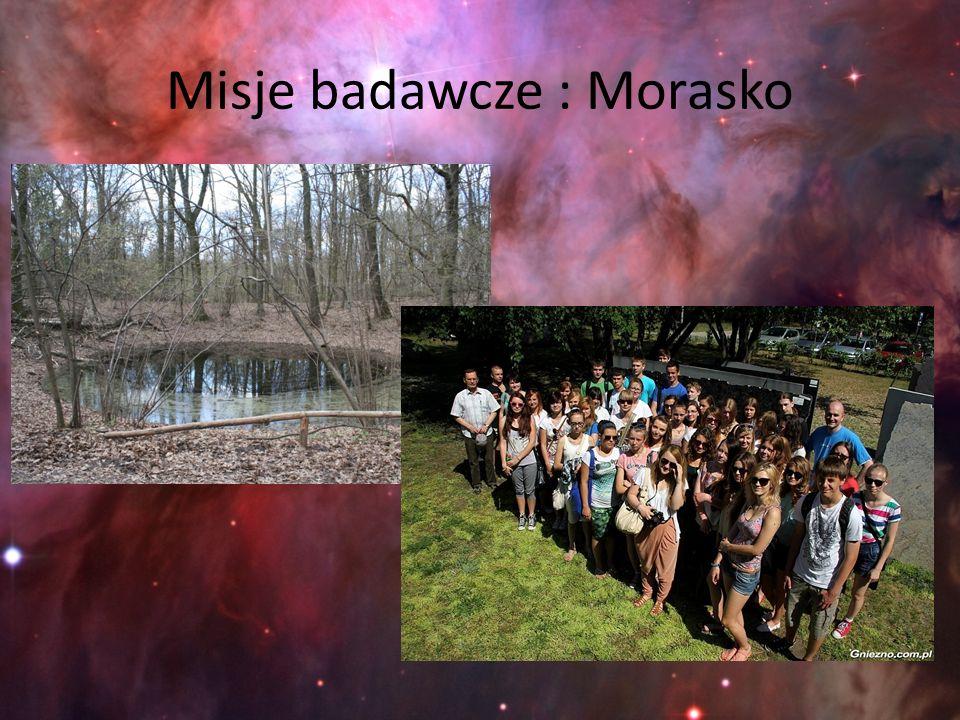 Misje badawcze : Morasko