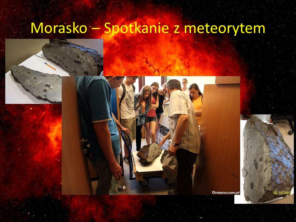 Morasko – Spotkanie z meteorytem