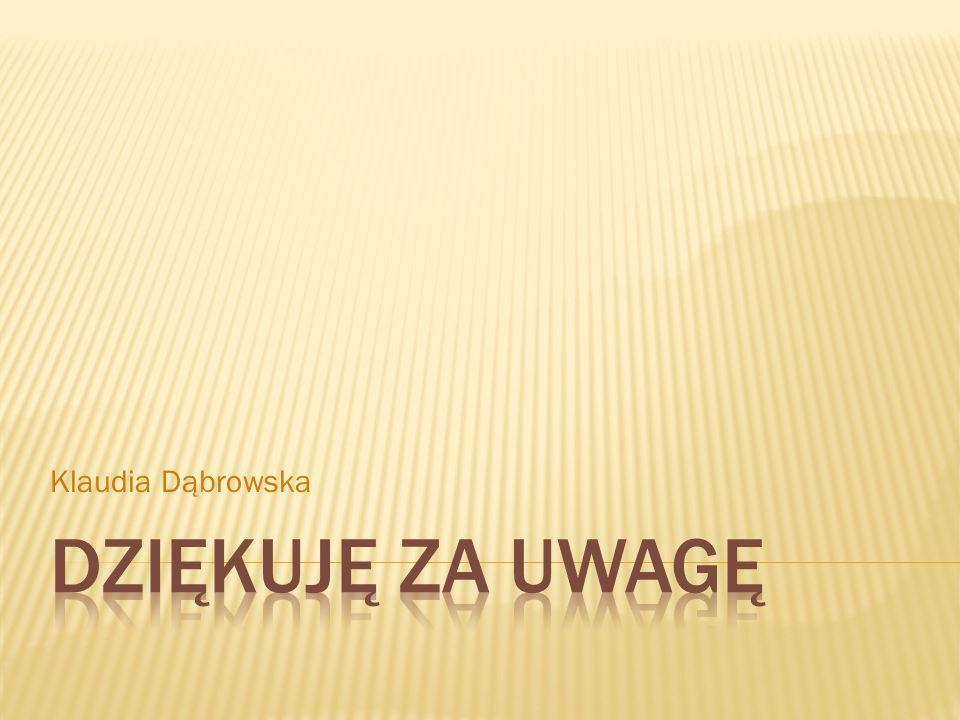 Klaudia Dąbrowska