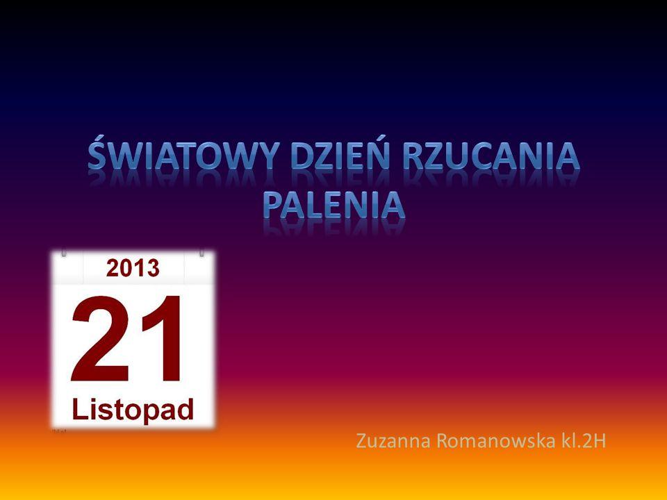 Zuzanna Romanowska kl.2H