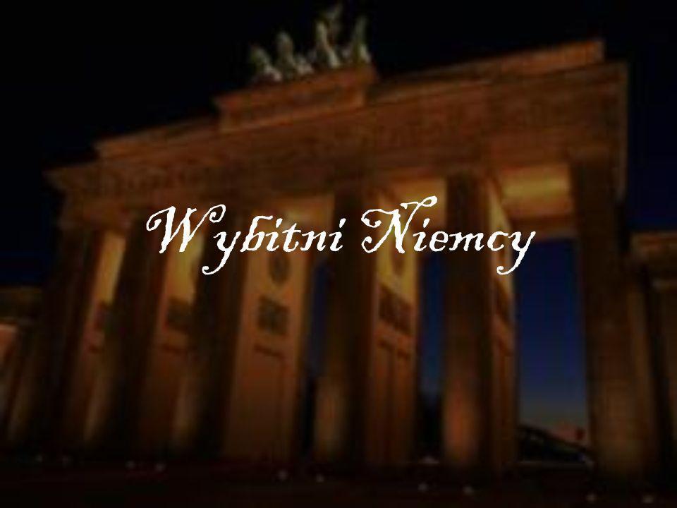 Wybitni Niemcy