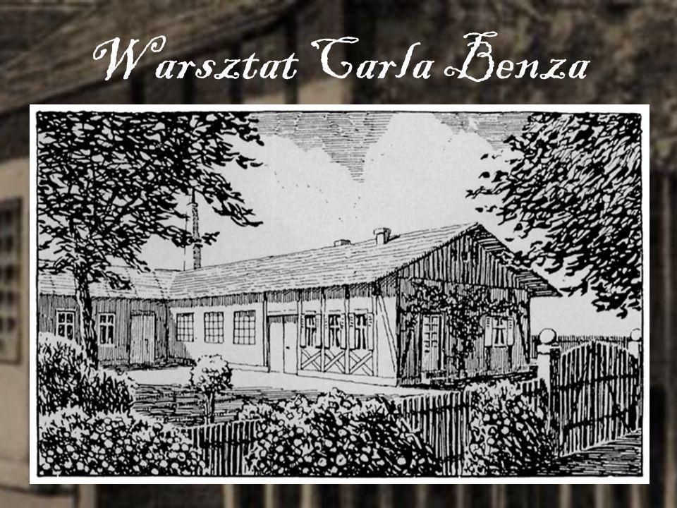 Warsztat Carla Benza
