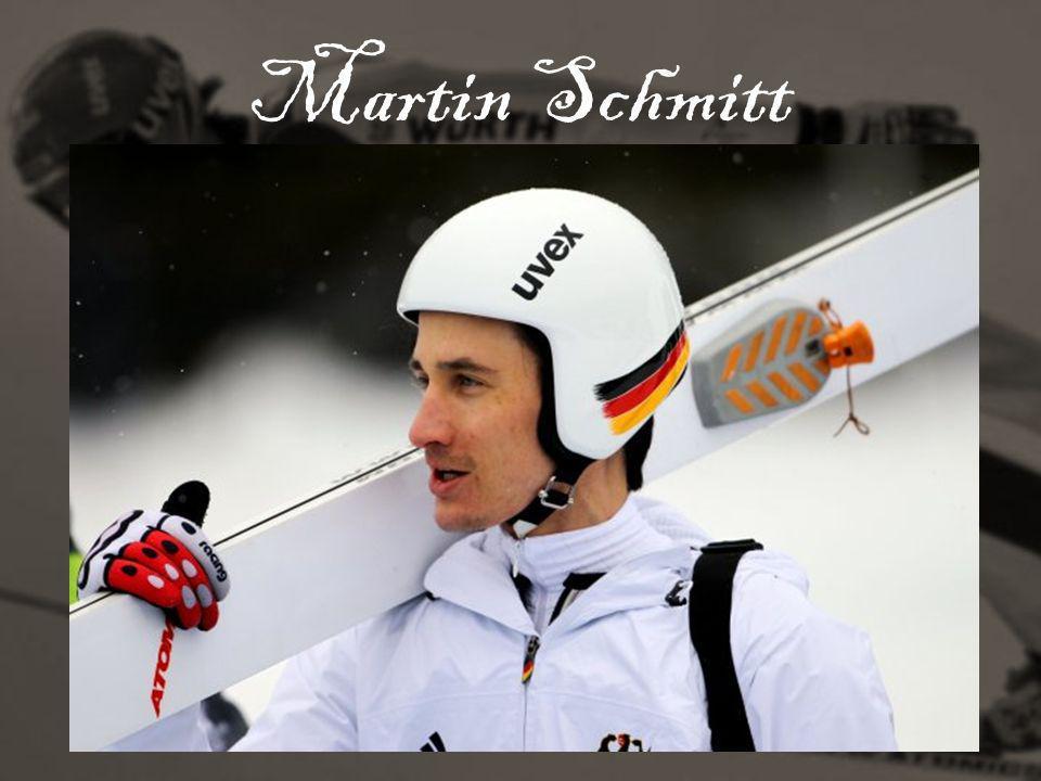 Biografia Martina Martin Schmitt urodził się 29.stycznia 1978 roku w Villingen Schwenningen.