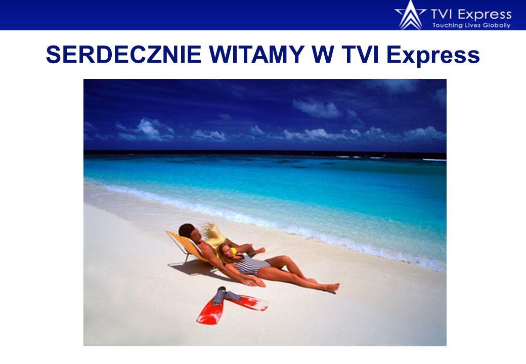 SERDECZNIE WITAMY W TVI Express