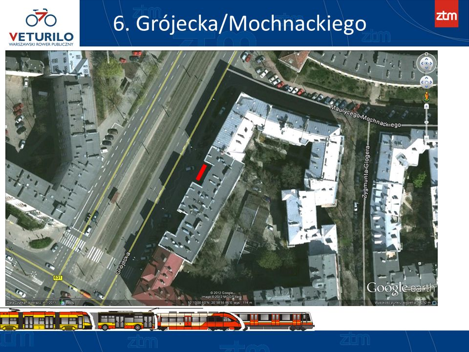 6. Grójecka/Mochnackiego