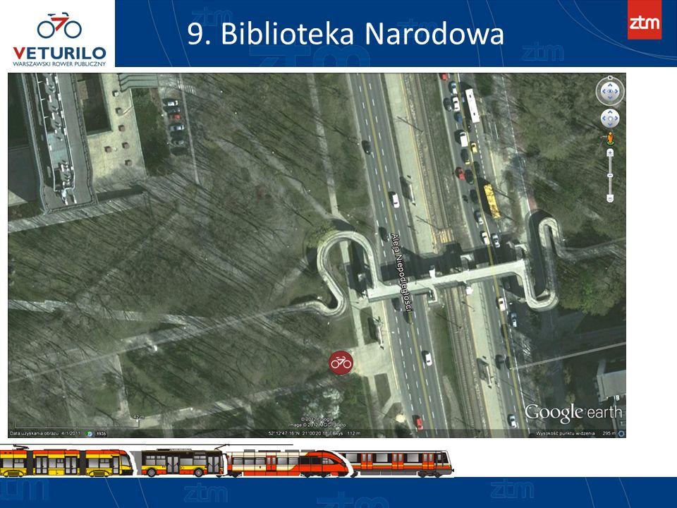 9. Biblioteka Narodowa