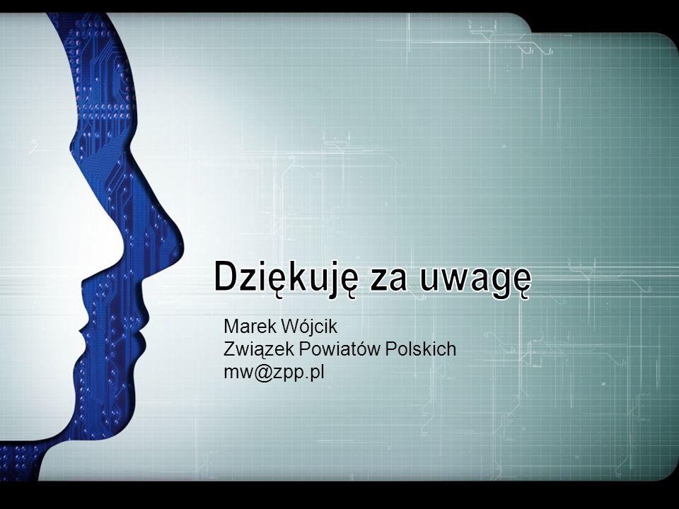 LOGO Marek Wójcik Związek Powiatów Polskich mw@zpp.pl