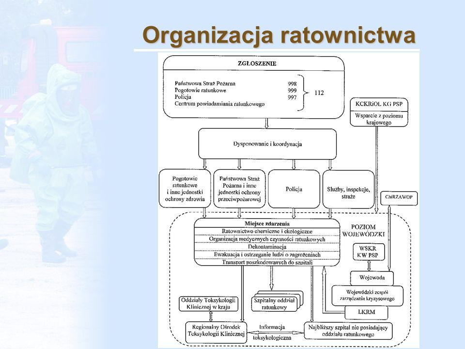 Organizacja ratownictwa