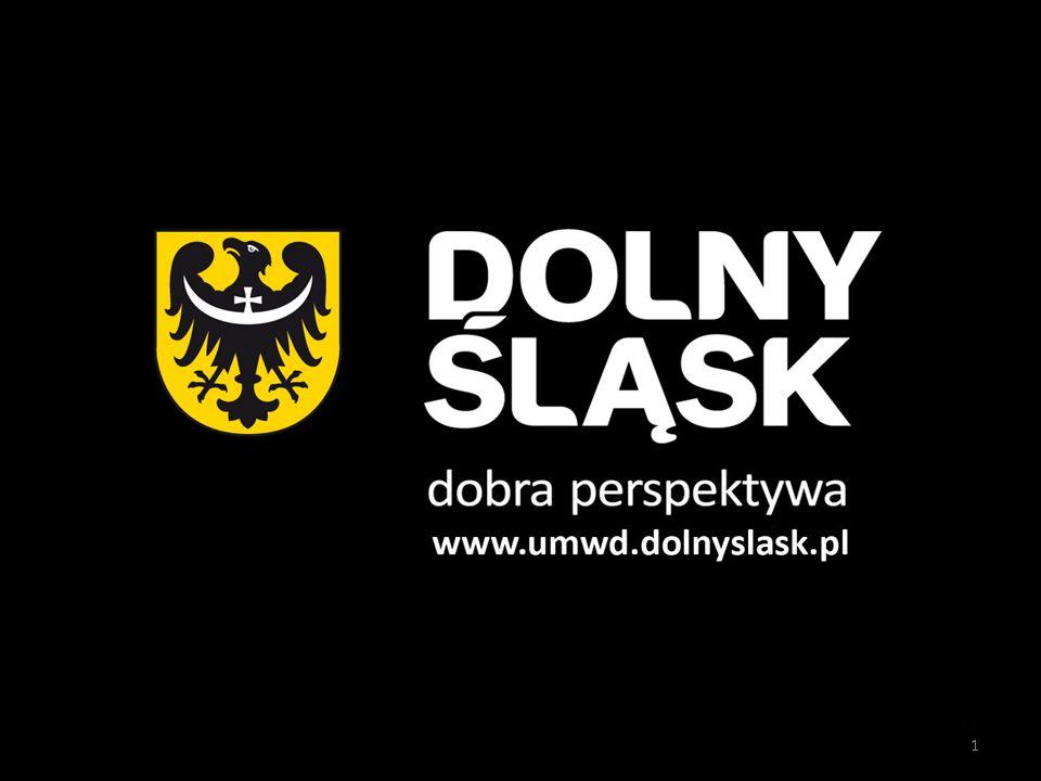 12 Wybrane przedsięwzięcia odnoszące się do subregionu legnicko- głogowskiego (c.d.): Lobbowanie na szczeblu centralnym na rzecz modernizacji dróg krajowych oraz realizacji obwodnic miejscowości w ciągach tych dróg, (obwodnica Głogowa w ciągu DK12 została wskazana przez ZWD wśród trzech najważniejszych inwestycji drogowych tego typu), Budowa nowego odcinka linii kolejowej Polkowice – Głogów, Lokalizacja infrastruktury energetycznej bez nadmiernej ingerencji w krajobraz, Ochrona zasobów surowców energetycznych Dolnego Śląska, Zapobieganie konfliktom wynikającym z eksploatacji surowców Budowa nowych szpitali lub modernizacja istniejących m.in.