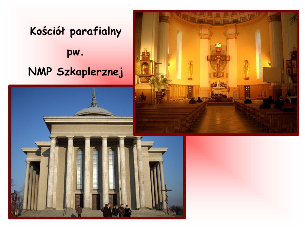 Kościół parafialny pw. NMP Szkaplerznej