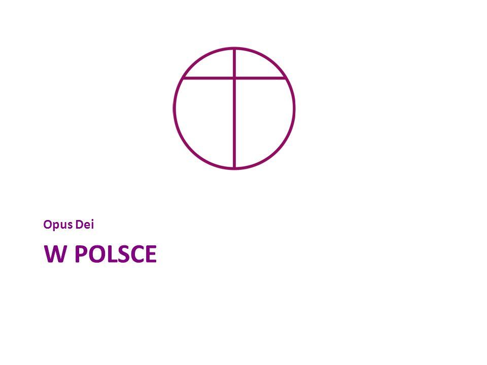 W POLSCE Opus Dei