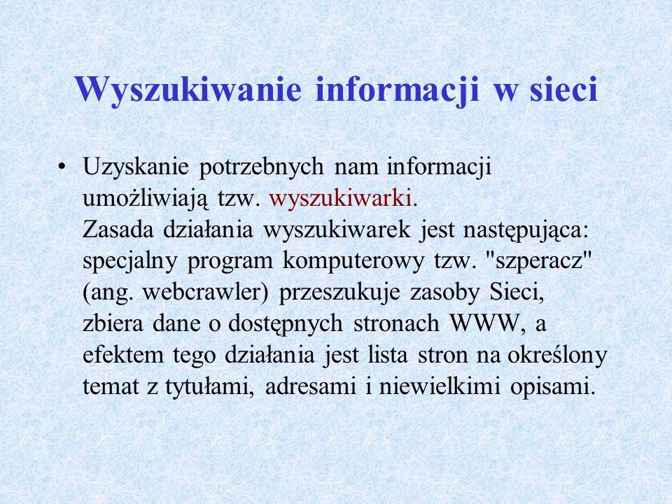 Linki Strony mogą zawierać między innymi teksty, obrazy i dźwięk. Mogą także zawierać linki czyli połączenia (wskazanie na inną, zwykle zbliżoną temat