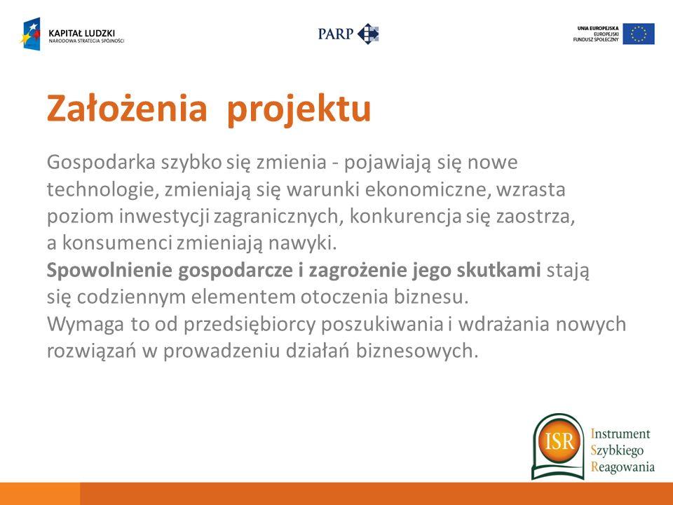 Etapy współpracy z przedsiębiorstwem uczestniczącym w realizacji projektu ISR