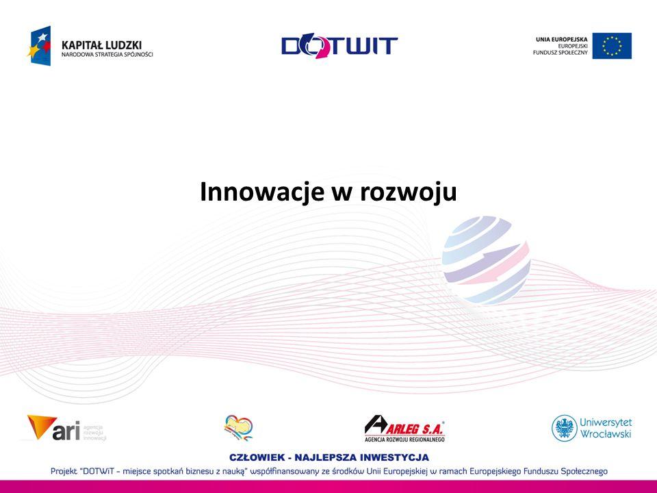 Innowacje w rozwoju