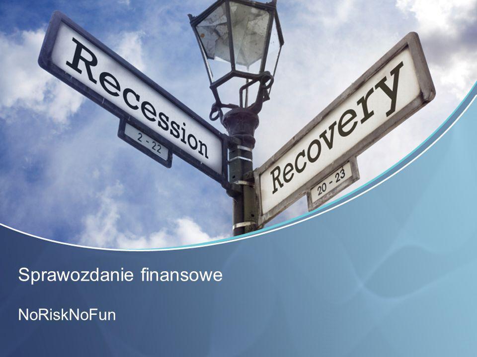 Sprawozdanie finansowe NoRiskNoFun