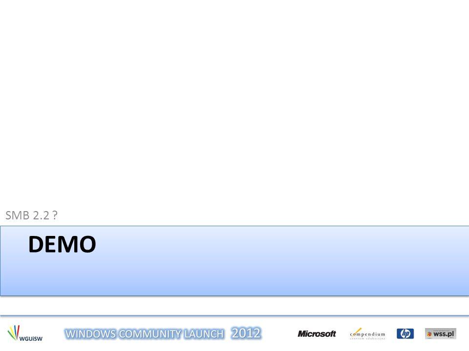 DEMO SMB 2.2 ?