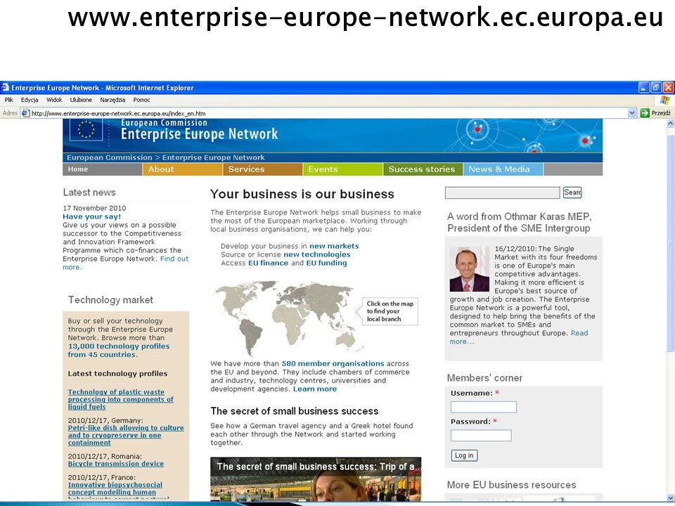www.enterprise-europe-network.ec.europa.eu