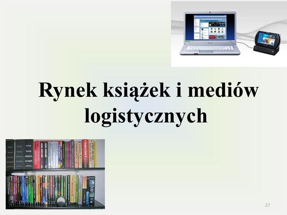 Rynek książek i mediów logistycznych 27