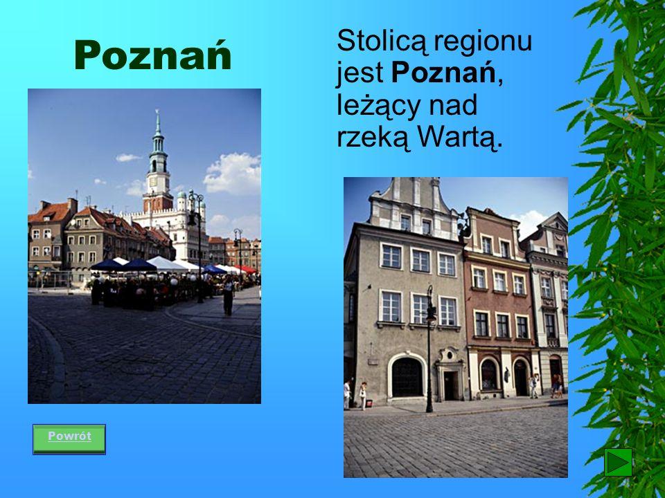 Gniezno Na Nizinie Wielkopolskiej znajduje się miasto związane z najdawniejszymi dziejami Polski – Gniezno.