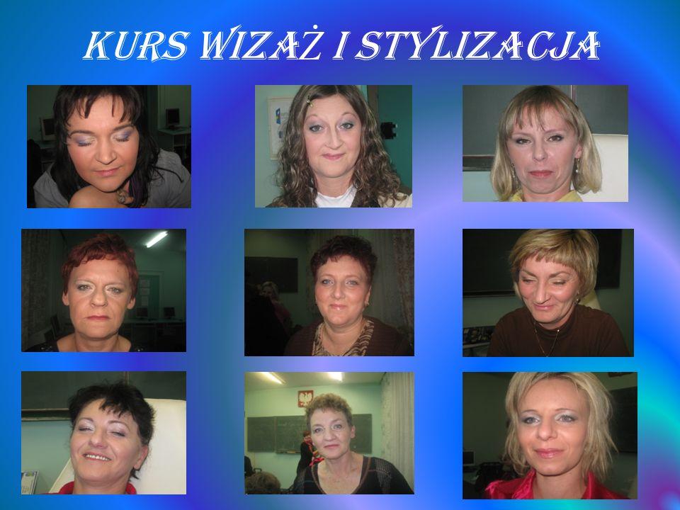 KURS WIZA Ż I STYLIZACJA