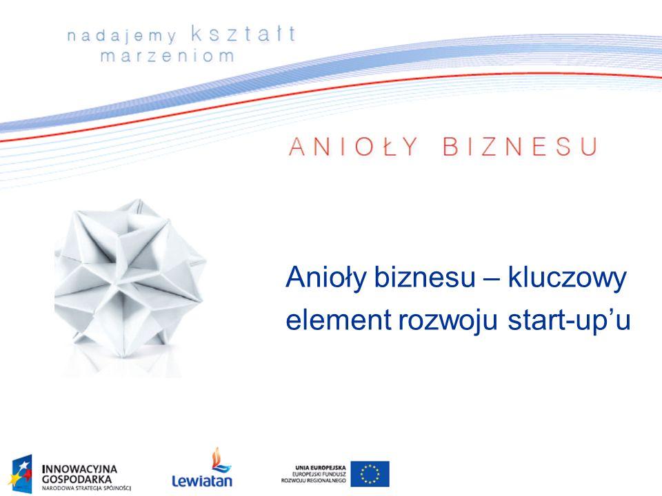 Anioły biznesu – kluczowy element rozwoju start-upu