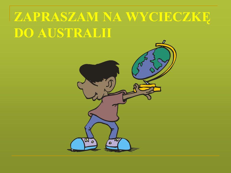 GDZIE LEŻY AUSTRALIA .Australia leży na półkuli południowej.