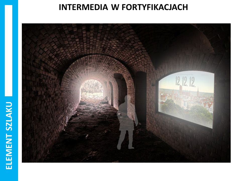 ELEMENT SZLAKU INTERMEDIA W FORTYFIKACJACH