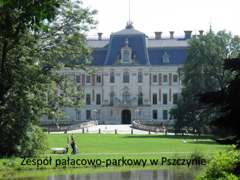 Zespół pałacowo-parkowy w Pszczynie