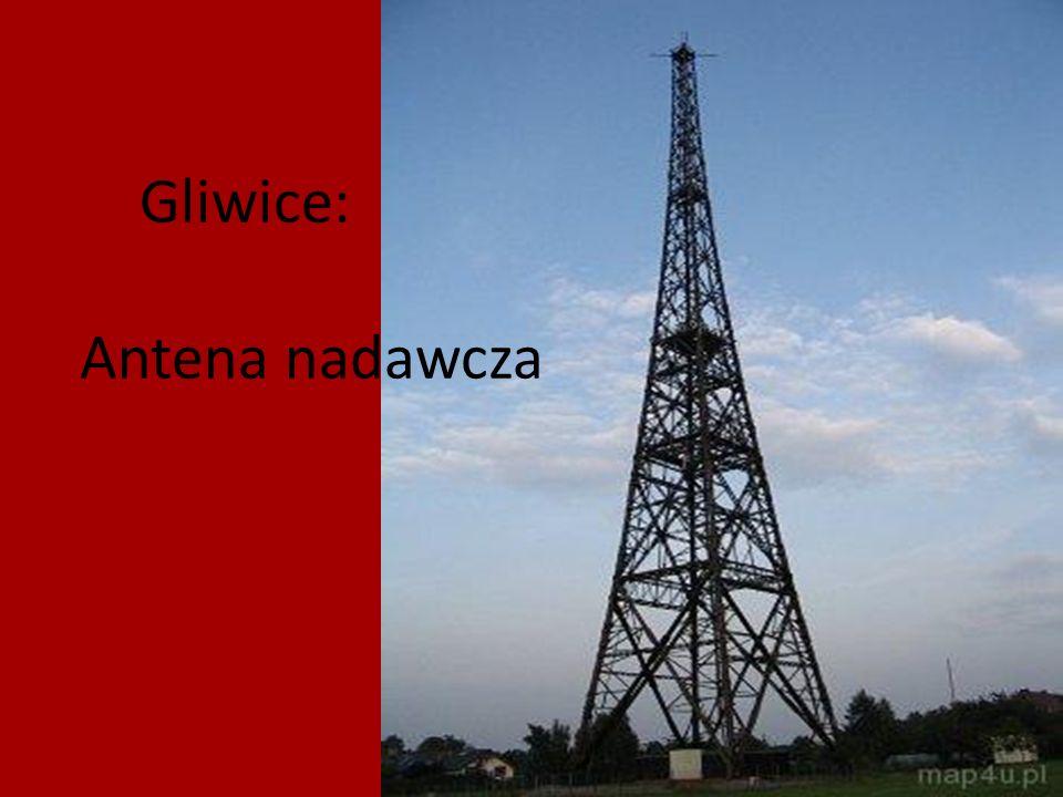 Gliwice: Antena nadawcza