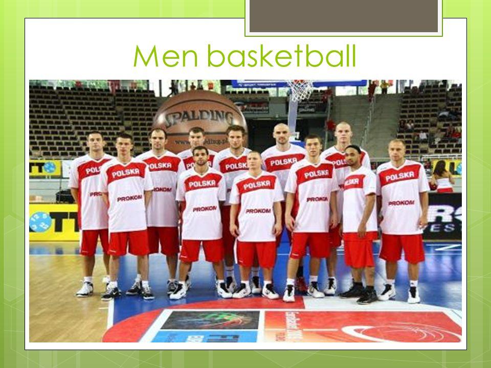 Men basketball