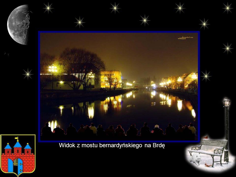 Gmach Opera Nova od strony zakola Brdy