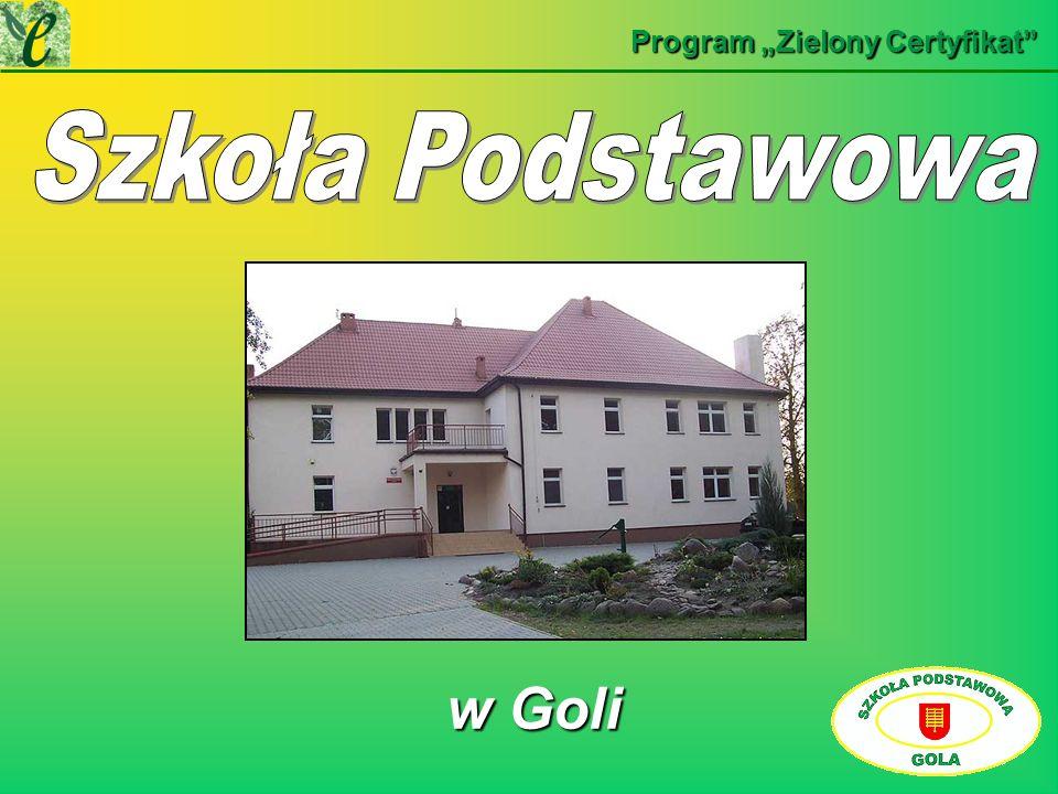 w Goli w Goli Program Zielony Certyfikat