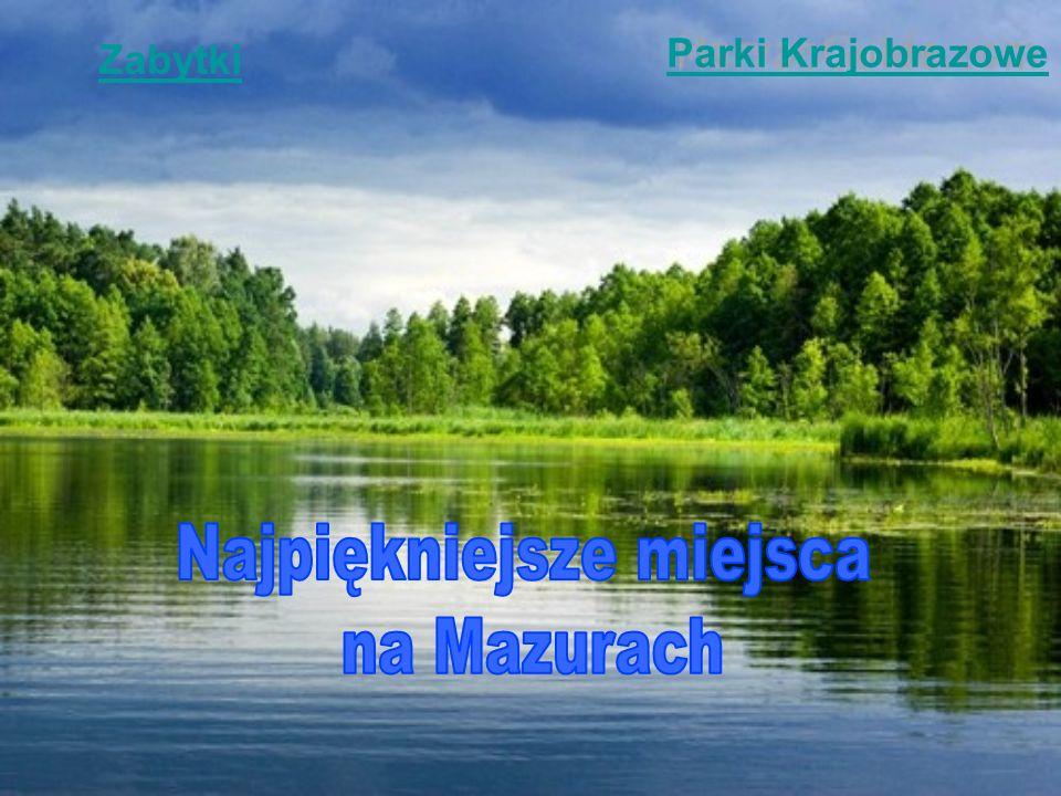 Parki Krajobrazowe Zabytki