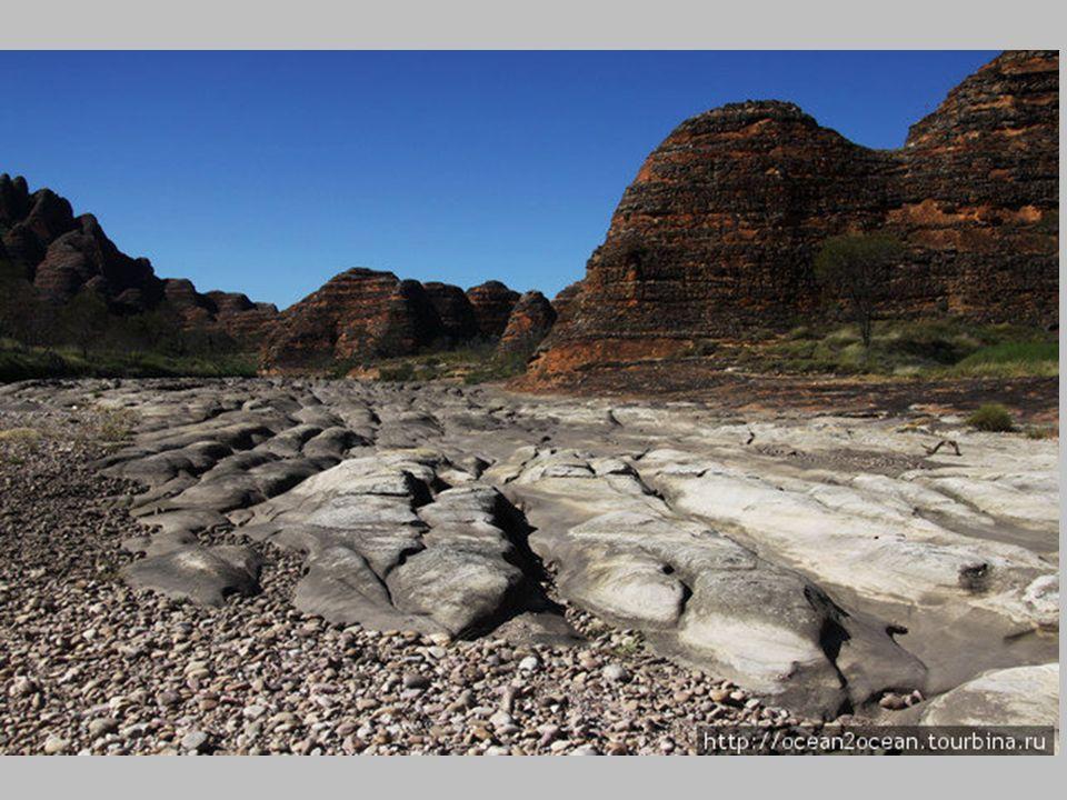 Erodowane grzbiety piaskowca
