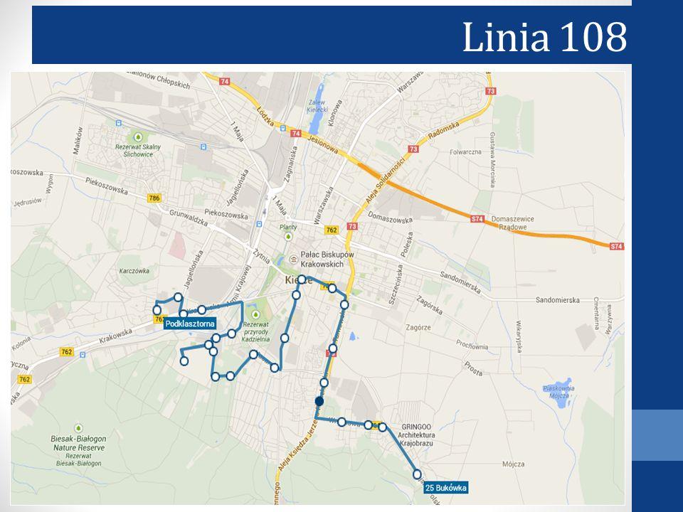 Linia 108